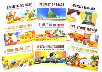 The Prophet Muhammad (Peace be on him) for Little Hearts - 9 Books Set (PB)