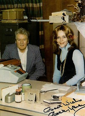 Elvis' Personal Secretary BECKY YANCEY **SIGNED** Color 8x10 Photograph