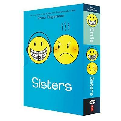 FREE 2 DAY SHIPPING: Smile and Sisters: The Box Set (Paperback)