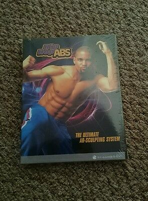 Shaun T's Hip Hop Abs DVD Fitness Workout Programme SEALED
