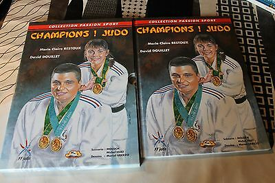 : Champions ! Judo (Collection Passion sport) comme neuf