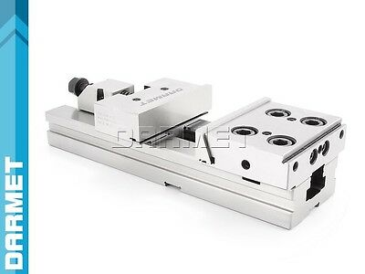 "New Modular Machine Steel Precision Vise Vice 6"" Milling 150mm FPZB 150/300 CNC"