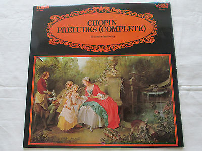 Chopin Preludes (Complete) - Allexander Brailowsky - Rca Stereo Ccv 5003