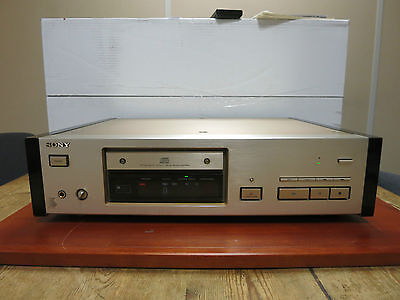 Sony CDP-X77 es, High End CD-Player