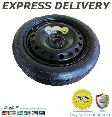 "Vauxhall Zafira B (2005-2014) 16"" Space Saver Spare Wheel"