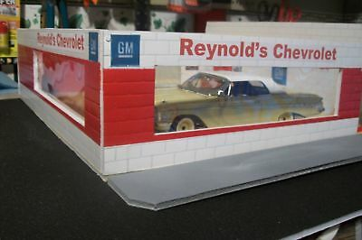 CAR DEALER SHIP SHOW ROOM 1:24 SCALE DIORAMA your choice by cbcustomtoys