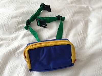 Colourful Bag with Waist Strap for GAME BOY