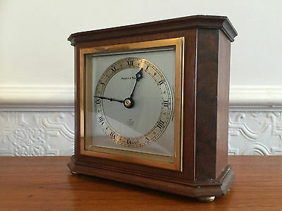 1920's Antique Mappin & Webb Elliot Mantle Clock - Fully Working