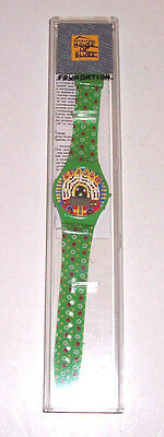 International House of Blues Foundation digital watch-NIB