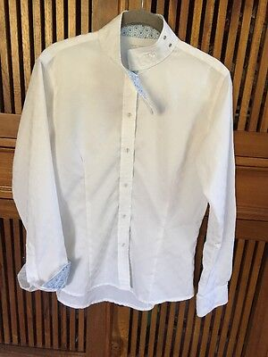 Equine Couture Lyn Coolmax Show Shirt Size Medium