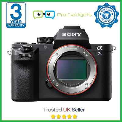 New Sony Alpha a7S II 12.2MP 4K PAL/NTSC ILCE-7SM2 Mark II - 3 Year Warranty