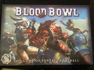 Bloodbowl boxed game