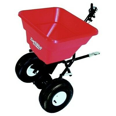 "Earthway 80PoundSemi-Assembled Tow Spreader w/10""Wheels2050T (DiscontinuebyManu)"