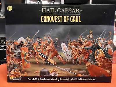 HAIL CAESAR-CONQUEST OF THE GAUL (Starter Set,Warlord)
