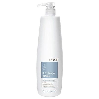 Lakme k.therapy Active Prevention Hair Loss Shampoo 1000 ml / 33.9 fl.oz.