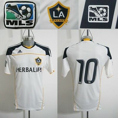 La Galaxy 2011 Home Shirt