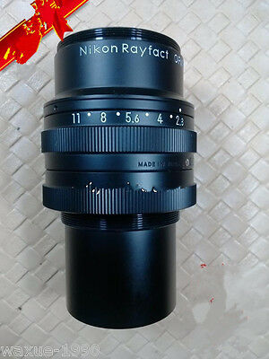 1pcs Used Nikon Rayfact OFM20119MN Lenses tested OK