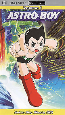 Astro Boy, Vol. 1: Astro Boy Blasts Off! (UMD, 2009)