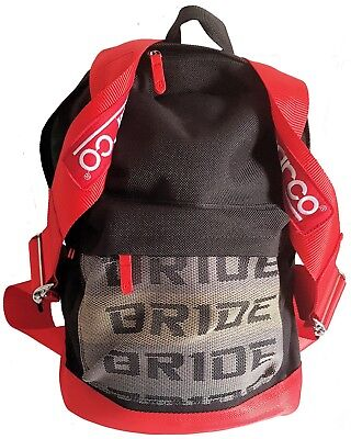 Bride takata backpack + black Bride bi-fold wallet for an amazing Christmas gift