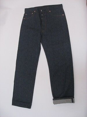 NWT DEADSTOCK Vintage 1980s Levi's 501 Jeans USA No Redline Tag Size 34 X 30