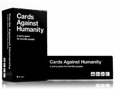 Cards Against Humanity: UK edition - Original Game, BRAND NEW