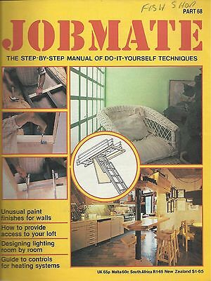 Jobmate 68 Diy - Heating, Lighting, Loft Access, Paint