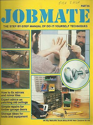 JOBMATE 65 DIY - MIRRORS, CEILINGS, GARAGE DOORS etc
