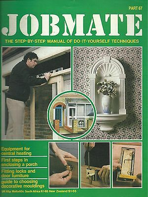 JOBMATE 67 DIY - CENTRAL HEATING, PORCH, LOCKS etc