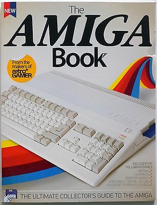 The Amiga Book From The Makers Of Retro Gamer