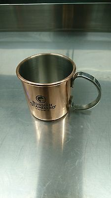 Russian Standard Copper Moscow Mule Cup Mug Brand New In Box