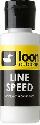 Loon Outdoors Line Speed Fly Fishing Line Cleaner and Dressing