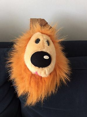 Dougal Magic Roundabout soft toy bag adjustable strap New
