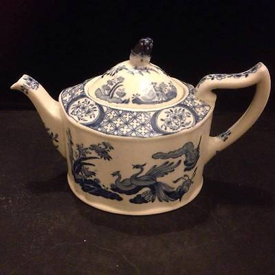 """Furnivals Limited """"Old Chelsea"""" Rd. No. 647812 - small tea pot"""