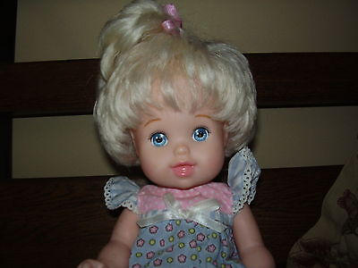 1999 Betsy Wetsy Doll By Mattel, Original Clothing, Great Condition