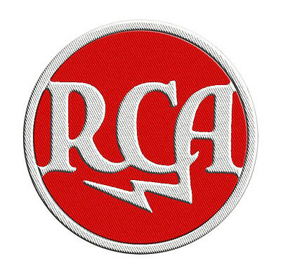 *NEW* RCA Advertising Logo Patch