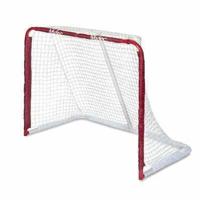 Hockey Goal Net Ice Game NHL Canvas Sleeve Sport Mylec Official Practice Home
