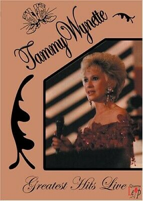 Tammy Wynette: Greatest Hits Live (2007, DVD NUEVO) (REGION 0)