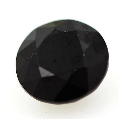 SPINEL black. 2.92 cts. Thailand
