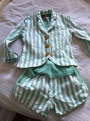 beautiful NO ADDED SUGAR 3 Piece suit age 5-6