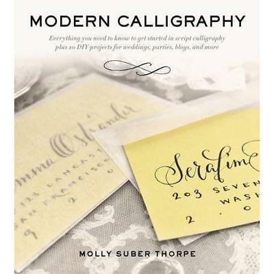 FREE 2 DAY SHIPPING: Modern Calligraphy: Everything You Need to Know to Get