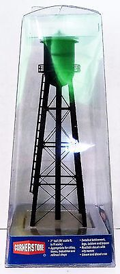 N Scale Walthers Cornerstone 933-3832 Assembled City Water Tower