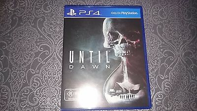 Until Dawn PS4 Playstation 4 Game