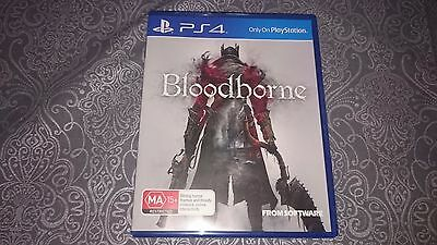 Bloodborne Playstation 4 Game PS4