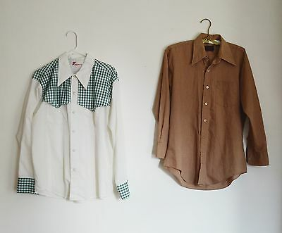 Lot of 4 as is mens vintage items