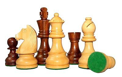 """10.5 """"Folding Wooden Magnetic Chess Set Game Board with Safety Box Handmade"""