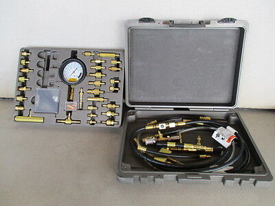 OTC MASTER FUEL INJECTION KIT OTC 6550  diesel injector testing