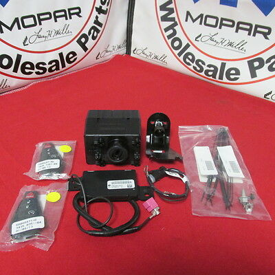 2012-2014 Chrysler Town & Country 3 Button Remote Start System kit OEM Mopar