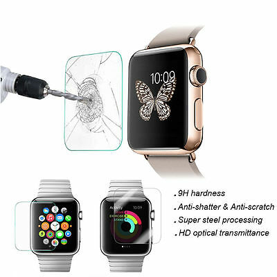 Apple watch iwatch  tempered glass screen protector 38 mm