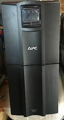 APC Smart - UPS 2200I LCD 230V  for servers, storage and networks.