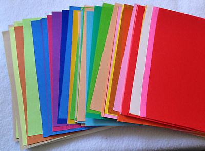 180 Sheets ORIGAMI PAPER SINGLE SIDED 24 Colours 150mm x150mm  Made in Japan